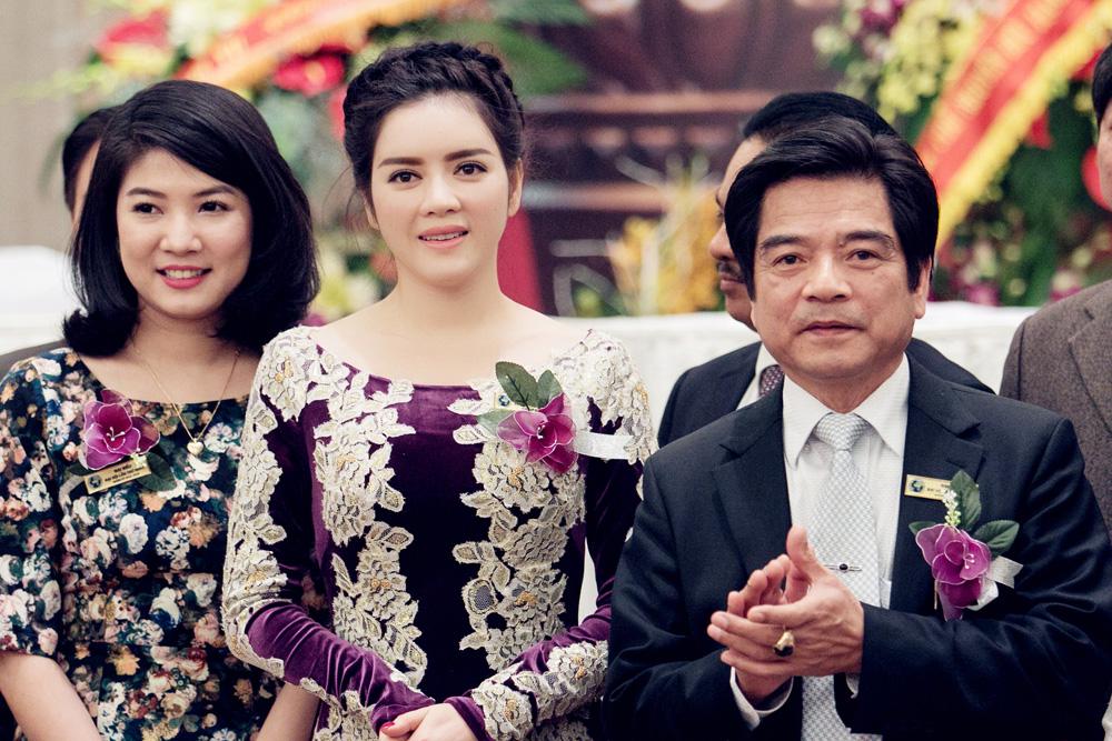 Lý Nhã Kỳ làm Phó chủ tịch Hội nghệ nhân và thương hiệu Việt