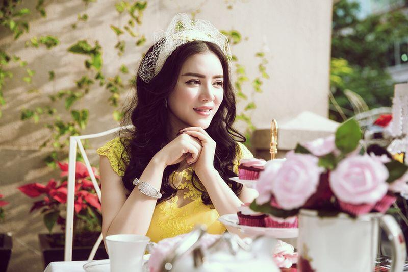 Lý Nhã Kỳ điệu đã như nàng công chúa