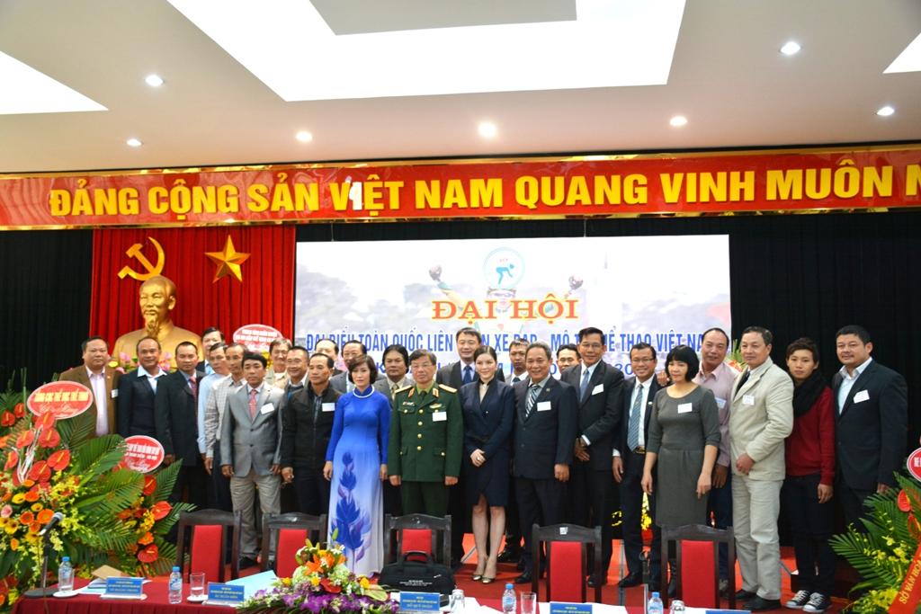 Lý Nhã Kỳ giữ chức Phó chủ tịch Liên đoàn Xe đạp - Mô tô Việt Nam
